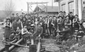 Najwięksi biznesmeni XIX wieku. To oni zarabiali miliony na produkcji w Sączu