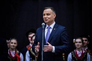 Prezydent Andrzej Duda przyjedzie wraz z małżonką do Nowego Sącza