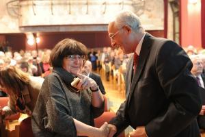 Maria Brylak-Załuska – autorka wielu publikacji o kulturze ludowej Sądecczyzny