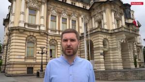 """Historyk Jakub Bulzak o najnowszym kwartalniku """"Sądeczanin HISTORIA"""""""