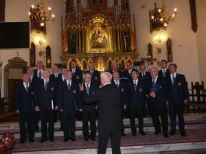 Śpiewem chwalą Boga. Sądecki chór świętuje jubileusz