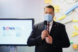 Minister Czarnek pojawił się w naszym regionie. Został honorowym obywatelem