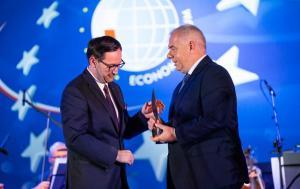 Daniel Obajtek, prezes PKN Orlen, decyzją Kapituły Forum Ekonomicznego został Człowiekiem Roku Forum Ekonomicznego 2020. Fot. Piotr Droździk