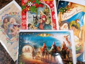 Gdzie kupić kartkę świąteczną z motywem religijnym?