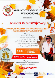 """Już w sobotę kolejna """"Jesień w Nawojowej"""""""