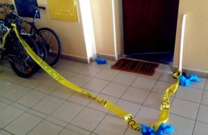 Zamordował żonę i syna przy ul. 29. Listopada. Prokuratura umorzyła śledztwa