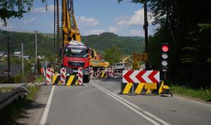 Bartkowa-Posadowa: zamykają most. Mieszkańcy mogą spodziewać się utrudnień