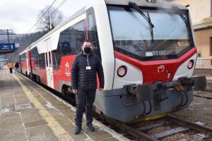 czytaj też:Nowy rozkład jazdy pociągów. Na tory powraca zimowy skład Muszyna-Poprad