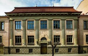 Historycy Muzeum Okręgowego w Nowym Sączu badają polonica w Archiwum Państwowym w Lewoczy