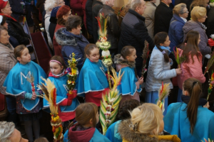 To będzie nietypowa Niedziela Palmowa, bez święcenia palemek w kościołach