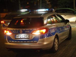 Zatrzymał nieoznakowany radiowóz i  poczęstował policjantów narkotykami
