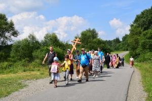 czytaj też:Nowy Sącz: biskup tarnowski Andrzej Jeż poświęcił odnowiony krzyż z bazyliki