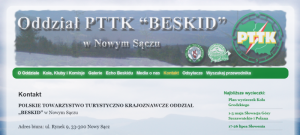 """Oddział """"Beskid"""" PTTK zamknięty"""