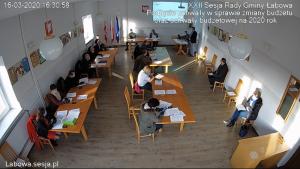 33 minuty konkretów, czyli sesja rady gminy Łabowa