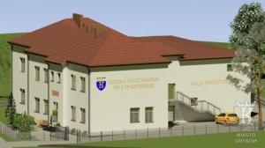Grybów: inwestycyjna ofensywa. W piątek podpisanie umowy na budowę szkoły.