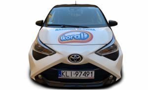 Samochód dla Biegacza od PLL Koral już czeka na zwycięzcę losowania