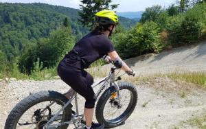 Tor rowerowy Sankolandia - fabryka adrenaliny pod Muszyną