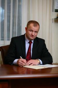 Wójt Leszek Skowron, fot. UG w Korzennej